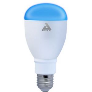 AwoX SmartLIGHT Color Ampoule LED Bluetooth 4.0 9W équivalent 60W 100-240V douille E27