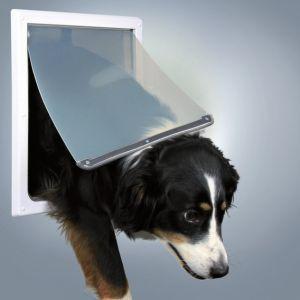 Trixie Porte pour chiens 2 positions taille M/XL