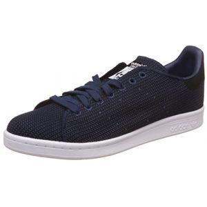 Adidas Stan Smith, Chaussures de Fitness Homme, Bleu Maruni/Ftwbla, 42 EU