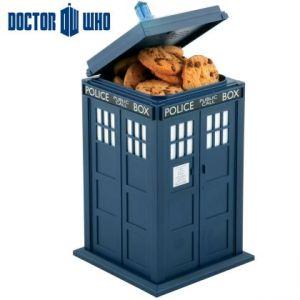 Wesco Boîte à gâteaux sonore Doctor Who (24 cm)
