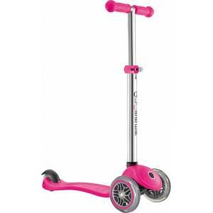 Globber Trottinette 3 roues Primo V2 - Neon Pink