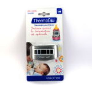 Visiomed ThermoBib VM-BIB2 - Thermomètre biberon large