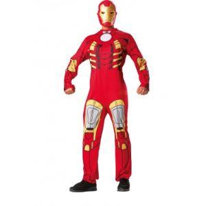 Rubie's Déguisement Iron Man avec cagoule