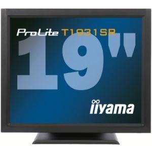 """iiyama ProLite T1931SR-1 - Ecran LCD 19"""" tactile"""