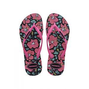 Havaianas Bottes de Pluie Femme Rain Boots No Rice Fox Amazonia-37/38 EU (35/36 Brazilian)