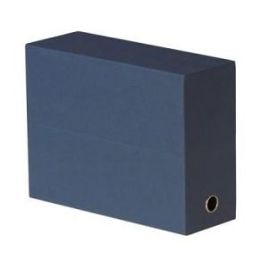 Fast 100725579 - Boîte de transfert toilée 120 bleu foncé