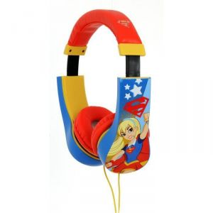 Casque audio Kidsafe DC Super Hero Girls