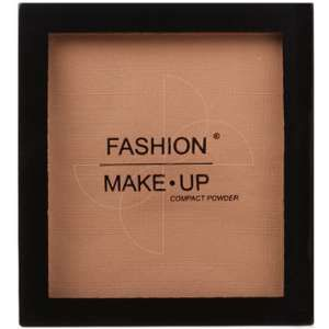 Fashion Make Up N°4 Dark Sand - Poudre compacte