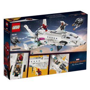 Lego 76130 - L'attaque de Spider Man avec le jet de Stark