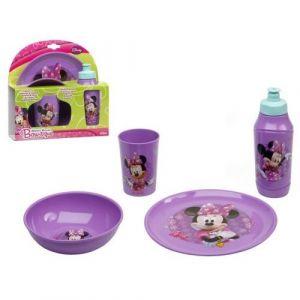 Kit vaisselle 4 pièces Minnie Mouse