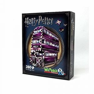 Wrebbit Puzzle 3D Harry Potter : The Knight Bus