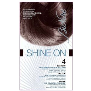 BioNike Shine On - Soin colorant capillaire Chatain 4