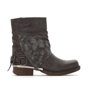Kaporal Boots Shanahee Noir - Taille 36;37;38;39;40;41