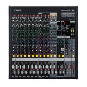 Yamaha MGP16X - Console analogique