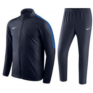 Nike Survêtement Dry Academy 18 - Bleu Foncé/Bleu/Blanc - Bleu - Taille Large