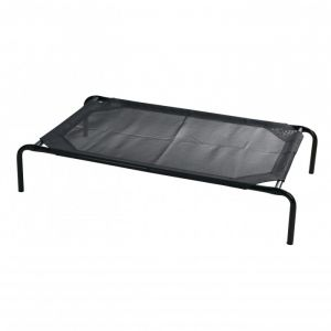 Kerbl Lit de camp vacation 107x65x20cm noir