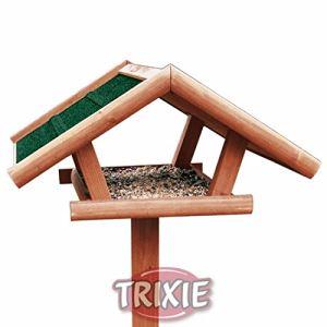 Trixie Mangeoire à oiseaux sur pied Natura