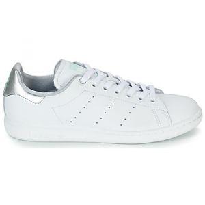 Adidas Stan Smith W White Silver Metallic Clear Mint 41