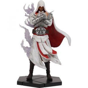 Ubisoft Figurine Assassin's Creed : Collection Animus - Ezio Maître Assassin - 24 cm