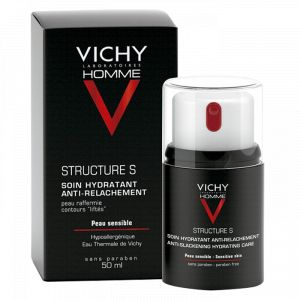 Vichy Homme Structure S - Soin hydratant anti-relâchement