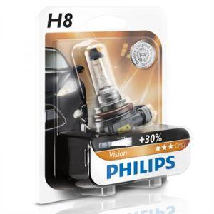 Philips 1 Ampoule H8 Vision 55 W 12 V