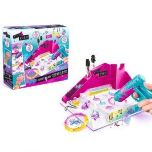 Canal Toys Kit créatif Style For Ever Coffret Crystal gel Studio Fabrique à bijoux