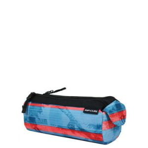 Rip Curl Trousse Ocean Glitch 2 compartiments Red bleu