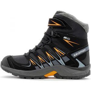 Salomon XA Pro 3D TS CS WP - Chaussures Enfant - noir 31 Chaussures trekking & randonnée