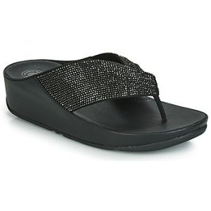 FitFlop Tongs TWISS CRYSTAL Noir - Taille 36,37,38,39,40,41
