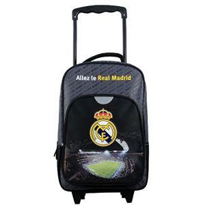 Sac à dos trolley Real Madrid 40 cm