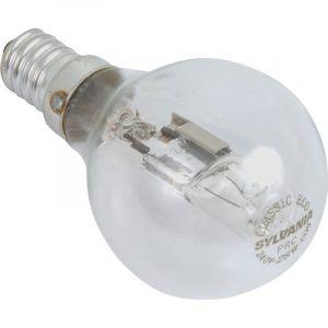 Sylvania Ampoule halogène sphérique E14 - 18 W - Halogène sphérique, globe