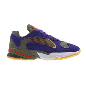 Adidas Chaussures casual Yung1 Trail Originals Bleu / Orange - Taille 41 y 1/3