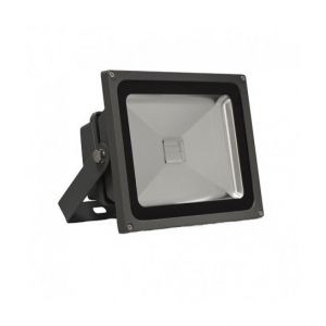 Vision-El Projecteur Gris anthracite 30W (270W) IP65 Led 16 couleurs RGB