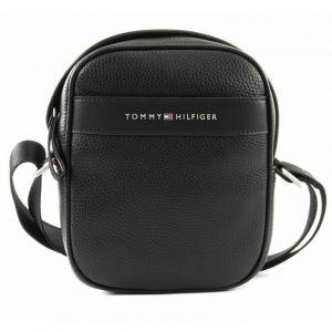Tommy Hilfiger Sacoche TH BUSINESS MINI REPORTER Noir - Taille Unique