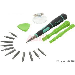 MCAD 815574 - Kit d'outils pour pour iphone / ipad