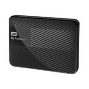 Western Digital WDBCRM0030BBK - Disque dur externe WD My Passport X 3 To USB 3.0