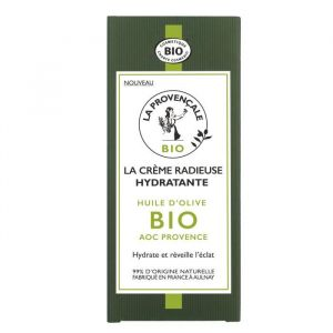 La Provençale Crème Radieuse Hydratante Bio - 50 ml