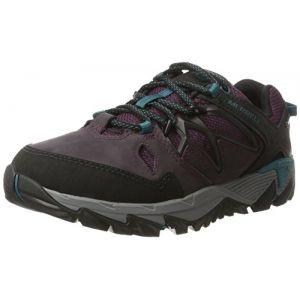 Merrell All Out Blaze 2 GTX, Chaussures de Trail Femme, Violet (Berry), 38 EU