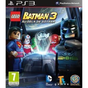 Lego Batman 3 : Au-delà de Gotham [PS3]