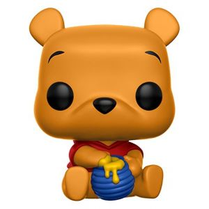 Funko Figurine Pop! Disney : Winnie l'ourson assis