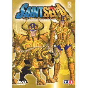 Saint Seiya, les chevaliers du Zodiaque - Volume 8