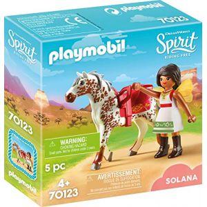 Playmobil Solana voltigeuse Spirit 70123