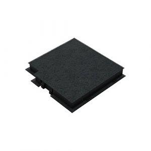 Bosch Dwz0dx0 a0 Cooker Hood Filter Accessoire Pour Hotte de Poêle - Accessoire Pour cheminée (Cooker Hood Filter, Noir, Charbon, 1 pièce (s))