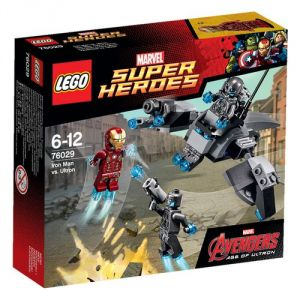 Lego 76029 - Super Heroes : Marvel Comics - Iron Man contre Ultron