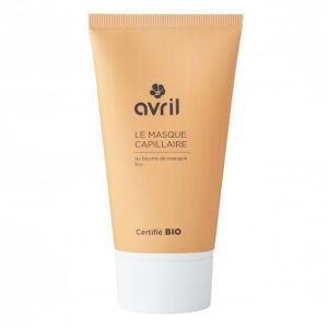 Avril Masque capillaire au beurre de mangue Certifié Bio