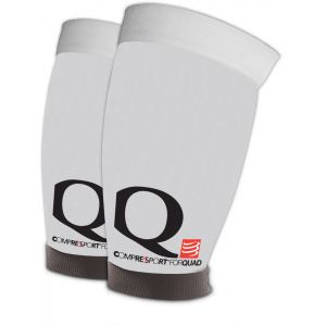 Compressport Quad Guards T4 White Quad size 62-72