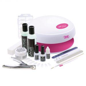 Rio UV Nails 15 W (UVLP5) - Coffret manucure / pédicure