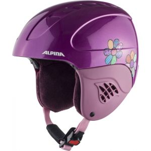 Alpina Casques Carat Junior - Happy Flowers - Taille S