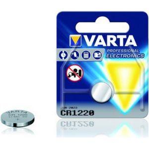 Varta 6220.801.401 - Pile lithium 3.0V 35mAh CR1220