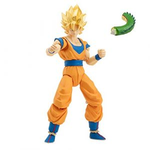 Dragon Ball Goku Super Saiyen Figurine dragon - 17 cm